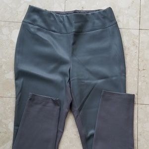 Pants - Faux leather and ponte leggings